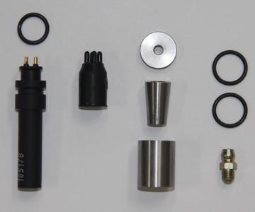 """Стандартный набор замены головки для 4.76 мм (0.187"""") 4-х жильного кабеля"""