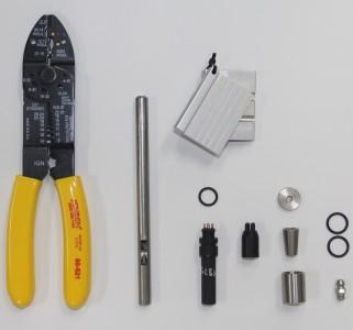 """Расширенный набор замены головки для 4.76 мм (0.187"""") одножильного кабеля"""