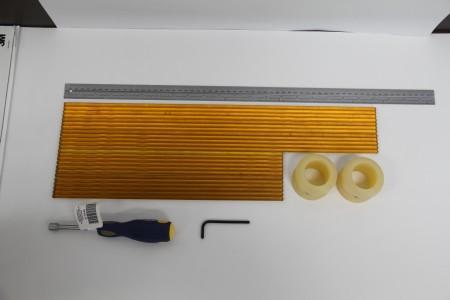Пластиковые центраторы для зондов диаметром 40 мм