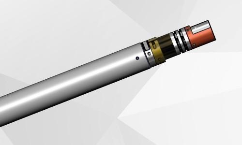 Прибор гамма-каротажа с магнитным локатором муфт QL40-GR-CCL