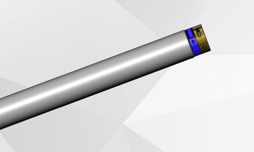Прибор комплексного электро и гамма-каротажа 40LGR-1000