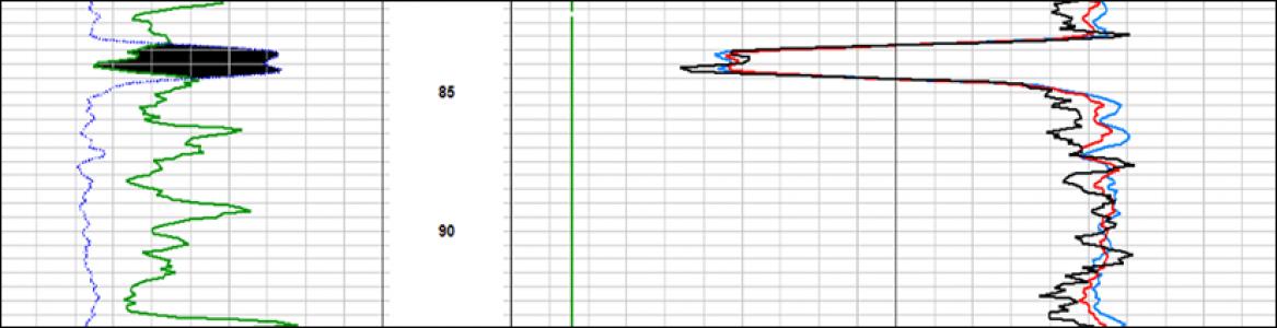 Прибор лито-плотностного гамма-каротажа (каверномер) QL40-DEN