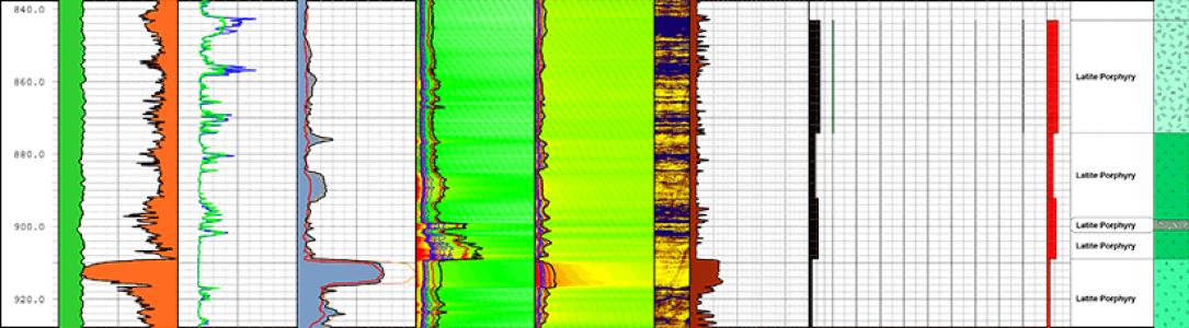 Прибор вызванной поляризации QL40-IP